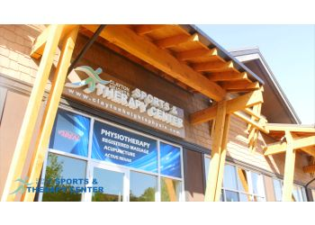 Surrey massage therapy Clayton Heights Sports and Therapy Center