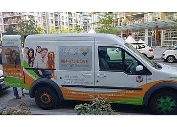 Cleaning With Love Carpet Care