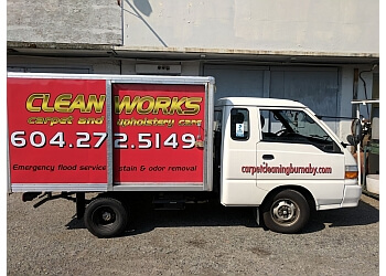 Richmond carpet cleaning Cleanworks Carpet Cleaning