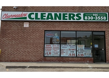 Newmarket dry cleaner Clear Meadow Cleaners Ltd.