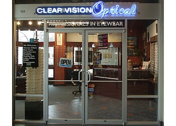 Kelowna optician Clear Vision Optical