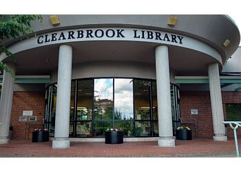 Abbotsford landmark Clearbrook Library