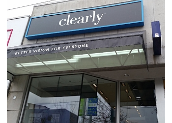 Vancouver optician Clearly