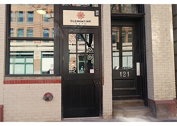 Winnipeg cafe CLEMENTINE Cafe
