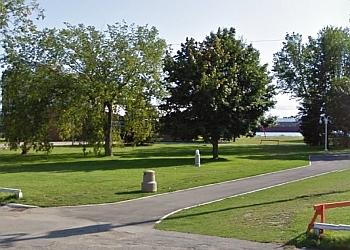 Sault Ste Marie public park Clergue Park