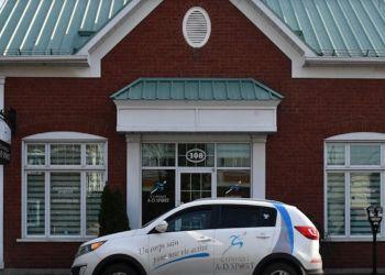 Drummondville massage therapy Clinique A-D Sport