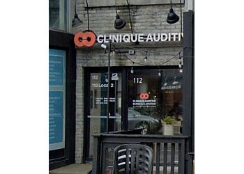 Montreal audiologist Clinique Auditive Baribeau-Lafrance Audioprothésistes