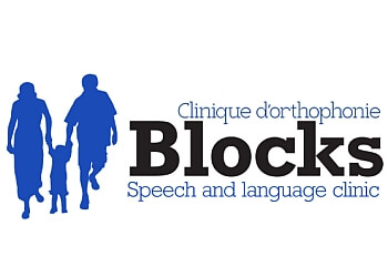 Montreal occupational therapist Clinique D'orthophonie Blocks Speech and Language Clinic