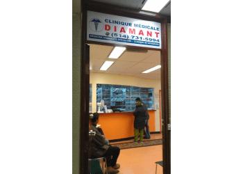 Montreal  Clinique Médicale Diamant