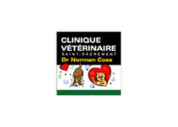Quebec veterinary clinic Clinique Vétérinaire Saint-Sacrement