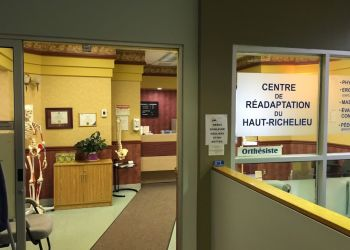 Saint Jean sur Richelieu physical therapist Clinique de Physio-Ergo du Haut-Richelieu
