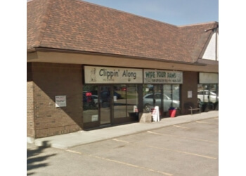 St Albert pet grooming Clippin'Along