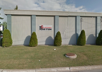 Mirabel fencing contractor Cloture SF Fortin Inc.