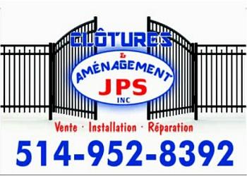 Laval fencing contractor Clotures JPS