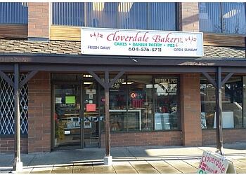 Surrey bakery Cloverdale Bakery