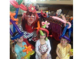Orangeville face painting Clowns at Party California
