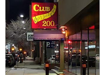 Winnipeg night club Club 200