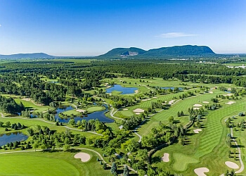 Saint Hyacinthe golf course Club De Golf De La Madeleine