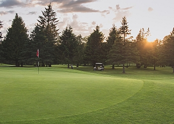 Sherbrooke golf course Club de Golf Milby