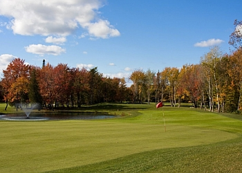 Quebec golf course Club de Golf de Cap Rouge