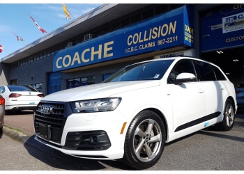 Coache Collision Ltd