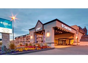 Kamloops hotel Coast Hotels