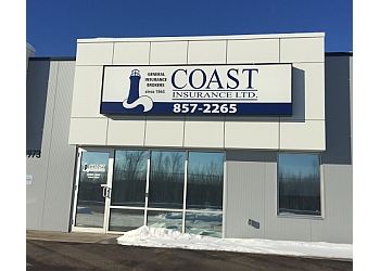 Moncton insurance agency Coast Insurance Ltd.