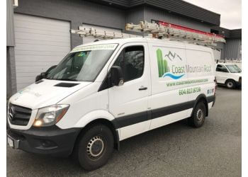 Burnaby roofing contractor Coast Mountain Roof Ltd.