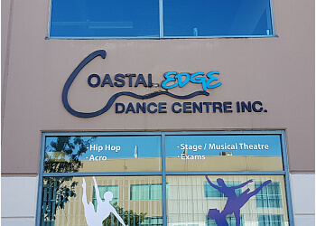 Port Coquitlam wedding dance choreography Coastal Edge Dance Centre Inc.