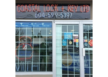 Surrey locksmith Coastal Lock & Key Ltd
