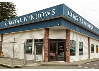 Nanaimo window company Coastal Windows
