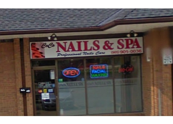 Oakville nail salon Coco Nails & Spa
