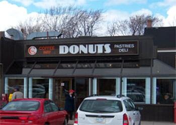Kingston bagel shop Coffee Way Donuts