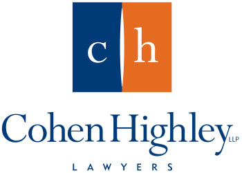 Sarnia bankruptcy lawyer Cohen Highley LLP Lawyers
