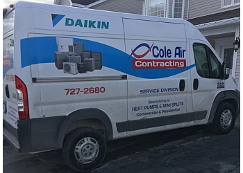 St Johns hvac service Cole Air Contracting