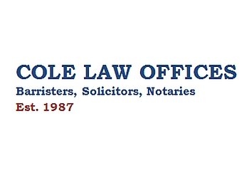 St Johns business lawyer Cole Law Office