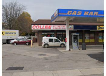 Niagara Falls auto parts store Collee Automotive Supplies Ltd.