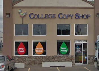 Edmonton printer College Copy Shop