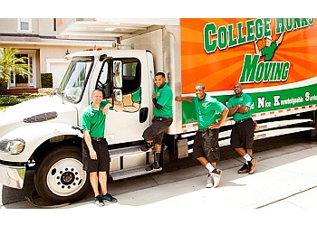 Edmonton junk removal College Hunks Hauling Junk & Moving