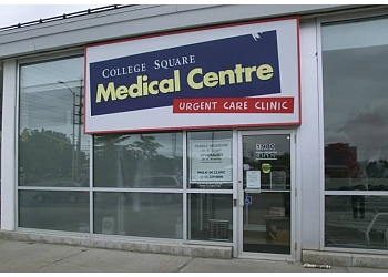 Ottawa urgent care clinic College Square Medical Centre