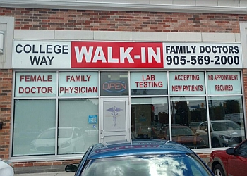 Mississauga urgent care clinic Collegeway Urgent Care