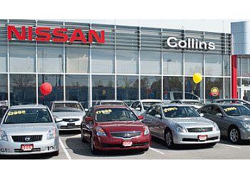 St Catharines car dealership Collins Nissan