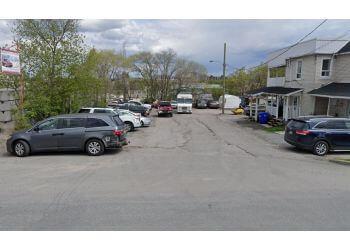 Gatineau auto body shop Collision Gauthier 2012
