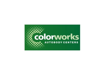 Huntsville auto body shop Colorworks Express Autobody Centers