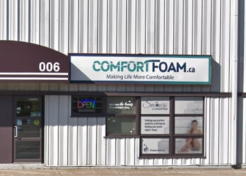 Halifax mattress store Comfort Foam & Fibre