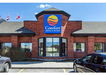 Peterborough hotel Comfort Hotel & Suites