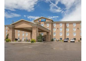 Airdrie hotel Comfort Inn & Suites