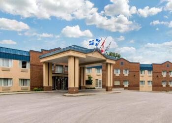 Shawinigan hotel Comfort Inn & Suites