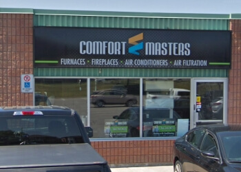 Newmarket hvac service Comfort Masters