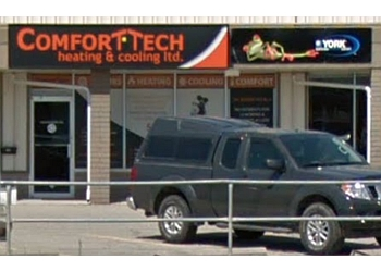 Kelowna hvac service Comfort Tech Heating & Cooling Ltd.